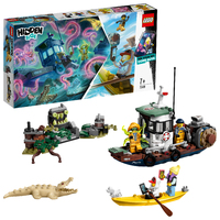 LEGO Hidden Side: Wrecked Shrimp Boat - (70419)