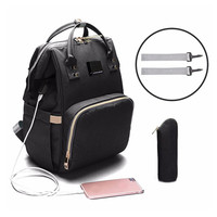 Ape Basics: Casual Daypack with USB Charging Port