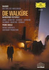 Wagner: Die Walkure (2 Dsic Set) on DVD