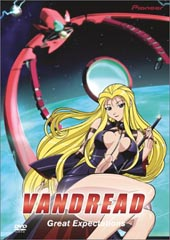 Vandread - Volume 3 - Great Expectations on DVD