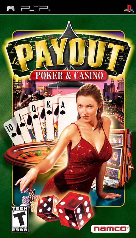 Playwize Poker & Casino for PSP