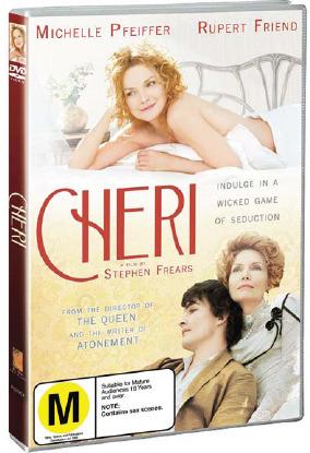 Cheri on DVD