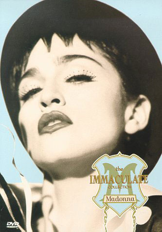 Madonna - The Immaculate Collection on DVD