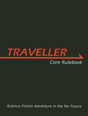 Traveller RPG by Gareth Hanrahan