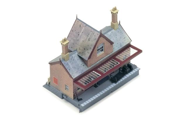 Booking Hall Kit - 00 Gauge