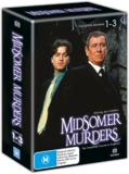 Midsomer Murders - Complete Seasons 1-3 Box Set DVD