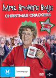 Mrs. Brown's Boys - Christmas Crackers (3 Specials) on DVD