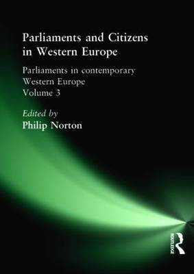 Parliaments and Citizens in Western Europe image