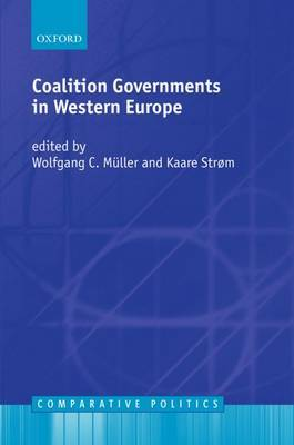 Coalition Governments in Western Europe image