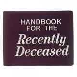 Beetlejuice Handbook Bi-Fold Wallet