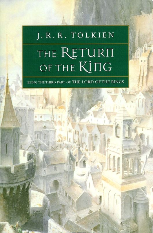 The Return of the King, 3 by J.R.R. Tolkien