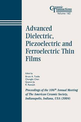 Advanced Dielectric, Piezoelectric and Ferroelectric Thin Films image