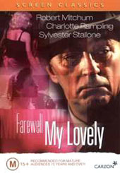 Farewell My Lovely on DVD