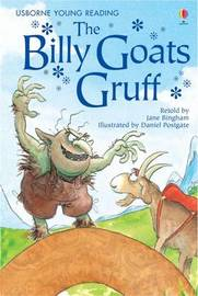 Billy Goats Gruff by Jane Bingham
