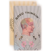 Papaya 2-Notebook Set - Good Thinkin'