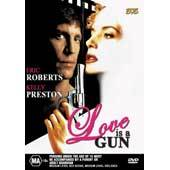 Love Is A Gun on DVD