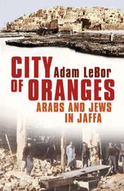 City of Oranges by Adam LeBor image