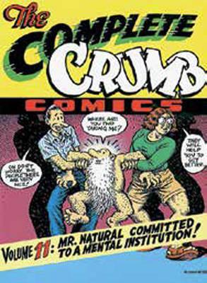 The Complete Crumb Comics #11 by Robert R Crumb