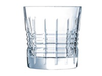Cristal d'Arques: Rendez-Vous Old Fashioned Tumblers Set of 6 (320ml)
