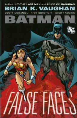 Batman by Brian K Vaughan