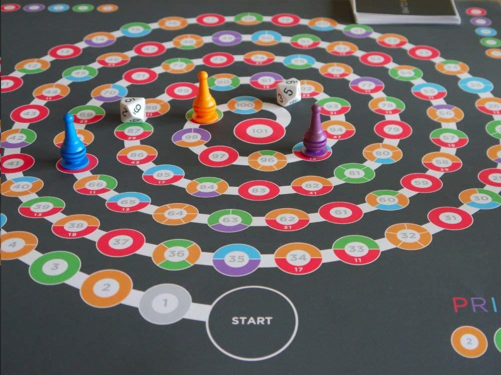 Prime Climb - Board Game image