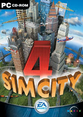 Sim City 4 for PC Games