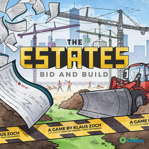 The Estates - Board Game