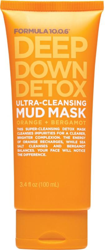 Formula 10.0.6 - Deep Down Detox Mud Mask (100ml)
