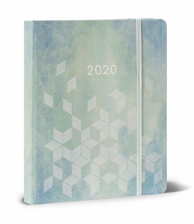 2020 High Note Mindfulness Morning Dew 18-Month Weekly Hardcover Planner