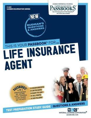 Life Insurance Agent by National Learning Corporation