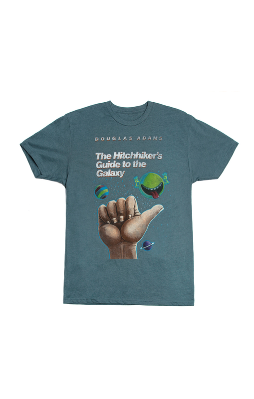 Hitchhiker's Guide to the Galaxy - Unisex Medium