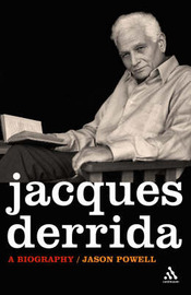 Jacques Derrida by Jason Powell image