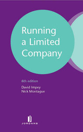 Running a Limited Company by David Impey image