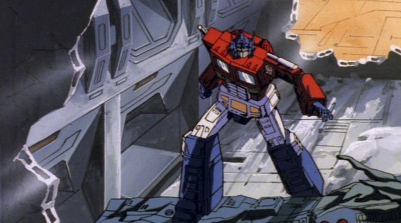 Transformers - The Animated Movie: Special Edition 1986 (2 Disc Set) on DVD image