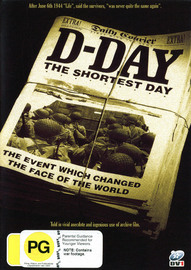 D-Day: The Shortest Day on DVD