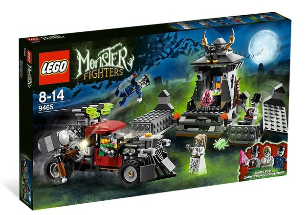LEGO Monster Fighters The Zombies (9465)