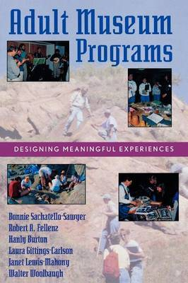 Adult Museum Programs by Bonnie Sachatello-Sawyer image