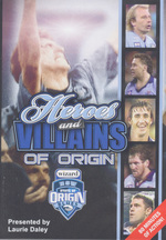 NRL - NSW State Of Origin: Heroes And Villains on DVD