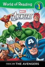 Here Come the Avengers by Thomas Macri
