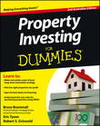 Property Investing For Dummies - Australia by Bruce Brammall