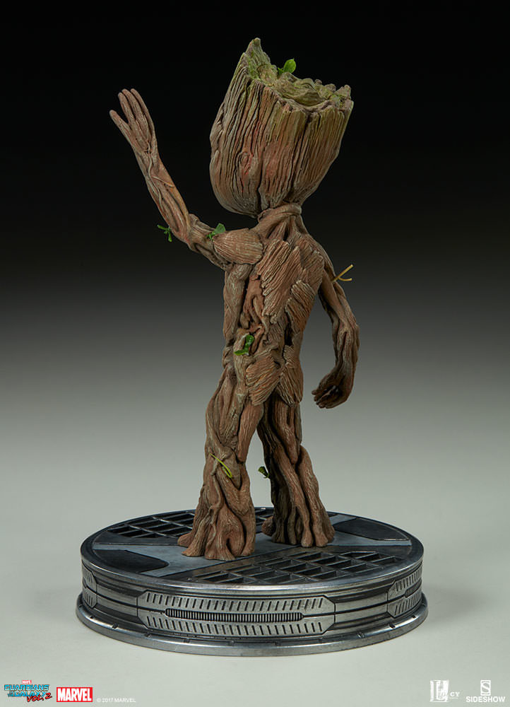 Guardians of the Galaxy: Vol. 2 - Baby Groot Life Sized Maquette image