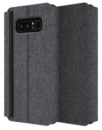 Incipio Carnaby Folio Note 8 - Gray image