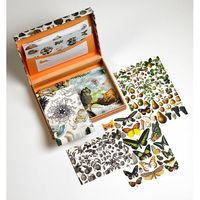 Pepin Press: Letter Writing Set - Natural History
