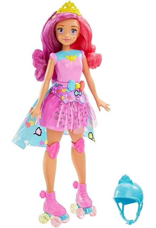 Barbie: Video Game - Match Game Princess Doll