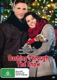 Dashing Through The Snow on DVD