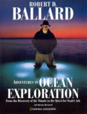 Adventures in Ocean Exploration by Robert D Ballard image