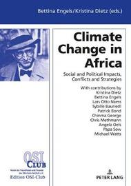 Climate Change in Africa image
