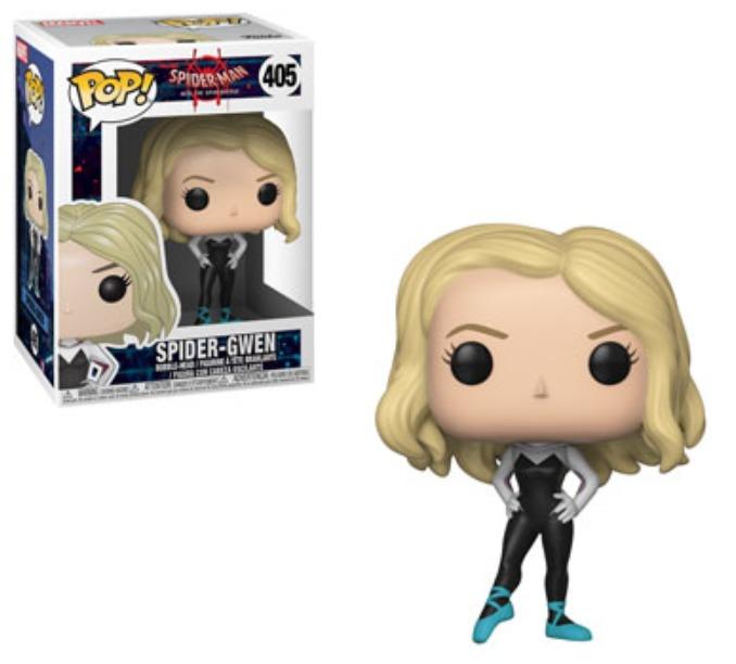 Spider-Man: ITSV - Spider-Gwen Pop! Vinyl Figure image