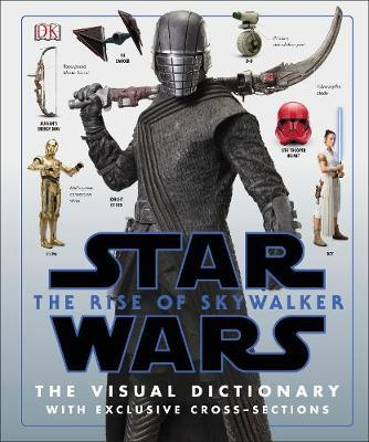 Star Wars The Rise of Skywalker The Visual Dictionary by Pablo Hidalgo image