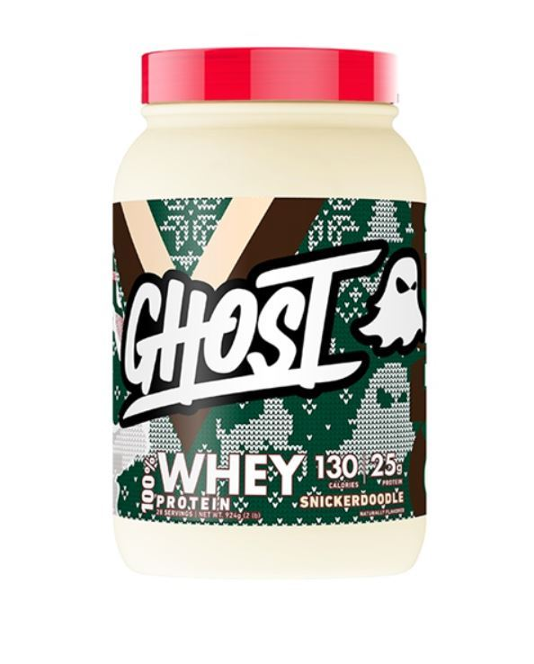 Ghost: Whey - Snikerdoodle (907g)